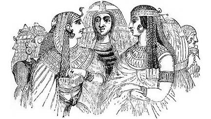 Las Mujeres De Salomón