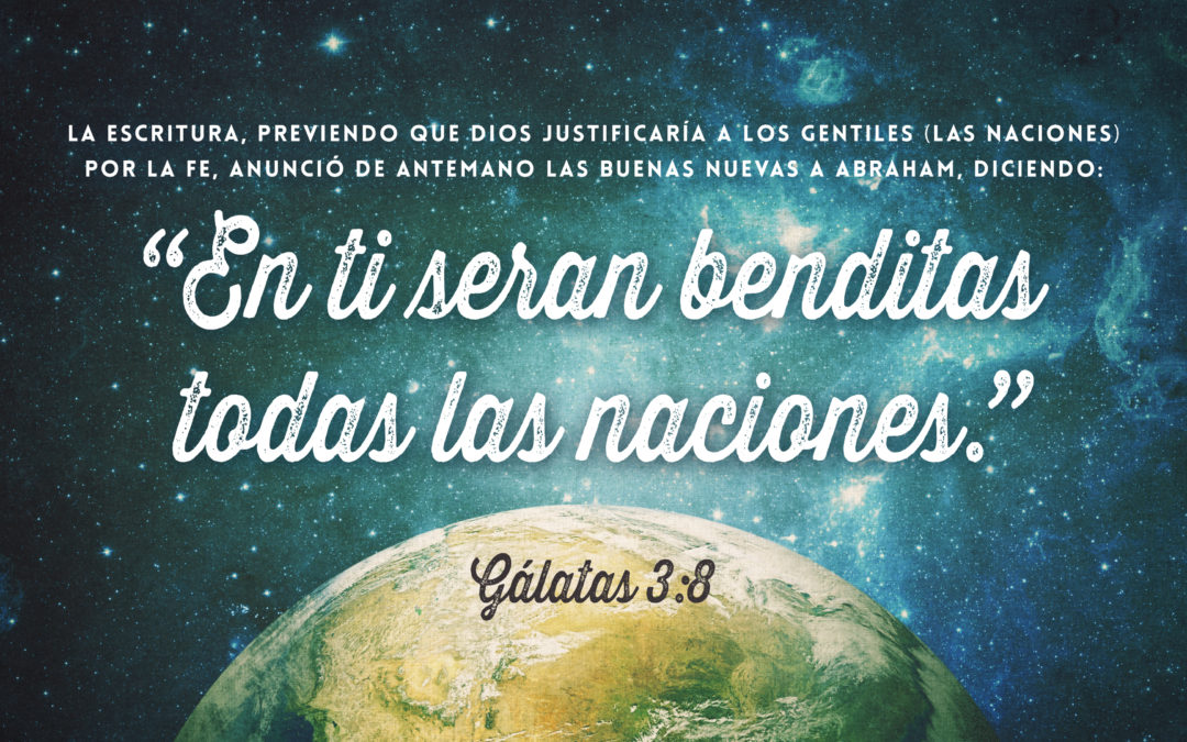 Galatas 3:8